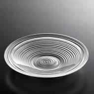 g3063-10-2 φ12.6筋目ガラス小皿