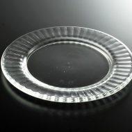 g3098-35-1 φ25.0縁なみがらガラス皿
