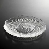 g3112-60-1 φ20.8花形レースガラス皿