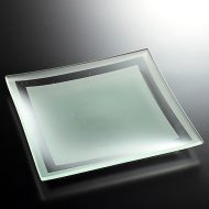 g3138y-75-1 20.0x20.0すりガラス額縁角ガラス