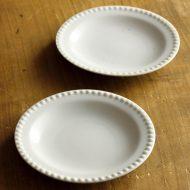 w1063白縁ドット豆皿