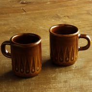 y6103-45-2 7.3x6.3x6.2oo22ccアンティーク茶デミタスカップ