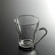 y6174-20-1 10.8x8.3x9.5ガラス製ステン手つきカップ'(大)