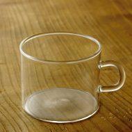 y6182-25-1  10.6x8.4x9.0耐熱ガラスカップ
