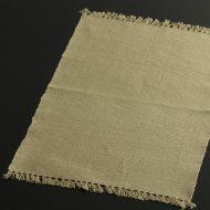 b1006-20-1 47.5×30.0 ベージュ織目房付き和ランチョン
