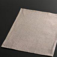 b1010-25-1 45.5×35.5Bbeflat紫グレー織目ランチョン