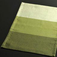 b1015-25-1 45.5×32.5抹茶色系3色和ランチョン