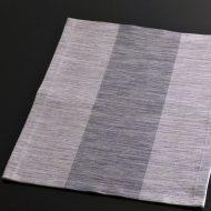 b1017-35-1 43.532.5薄紫縦目和ランチョン
