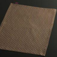 b1034-30-1 44.5×32.5茶色茶系ラインランチョン