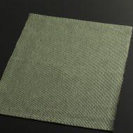 b1048-25-1 49.0×36.0緑/茶ストライプ織ランチョン