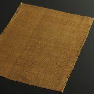 b1069-20-1 44.5×33.0ラクダ色麻ランチョン