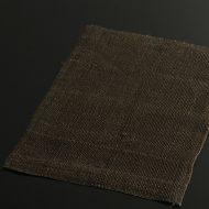 b1107-35-1 42.0×29.5茶荒織麻ランチョン