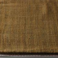 b2090-80-1 51×160茶手織りクロス