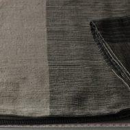 b2097-45-1 90×152濃灰色と黒変わり織りクロス