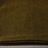 b2100-45-1 110×100茶草色混じり織りクロス