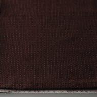 b2103-45-1 106×90こげ茶に細糸刺子風クロス
