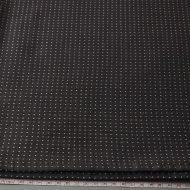 b2107-100-1 128×130濃灰色に刺子風厚手クロス
