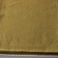 b2112-45-1 110×100からし色に縦縞入りクロス