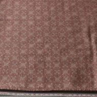 b2118-45-1 100×110茜色枡目柄和クロス