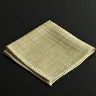 b3056-25-1 42.0x42.0草木染め草色和ナフキン