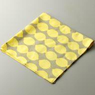 b3102-20-1 50x50レモン柄ふきん