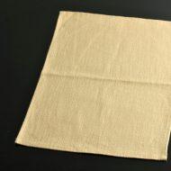 b5022-20-1 47.0×32.0薄オレンジ粗織ランチョン