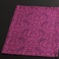 b5036-35-1 48.5×34.0ローズ濃淡花柄ランチョン