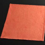 b5044-25-1 45.0×34.0オレンジ縁かがり大判ランチョン