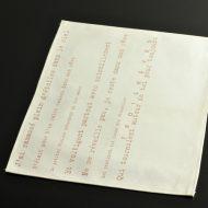b5121-25-1 42.5×32.5生なり仏文字ランチョン