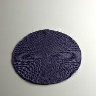 b5192-50-1 φ35.0紫サークルランチョン