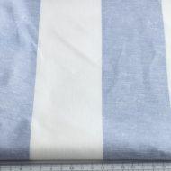 b6017-60-1 150x108白/水色ストライプリトアニアクロス