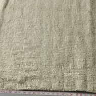 b6094-45-1 50x80薄緑粗織り裏付きクロス
