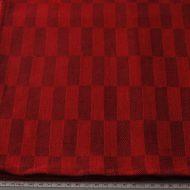 b6120-120-1 120x120赤濃淡長チェッククロス