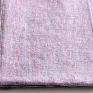 b6159 リトアニアピンクに青系糸クロス