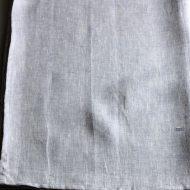 b6189-45-1 58x148麻うす青クロス リトアニア