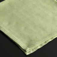 b7012-20-1 47.0x47.0角刺繍入り草色ナフキン
