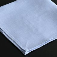 b7022-35-2 42.5x42.5ILLUMS 水色麻ナフキンナフキン