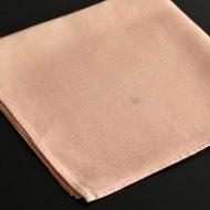 b7042-25-1 49.5x49.5サーモンピンク大判ナフキン