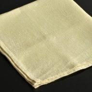 b7050-25-2 40.5x40.5麻薄黄色ナフキン