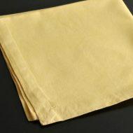 b7056-20-1 48.0x48.0POTTRYBARN辛子系黄色ナフキン