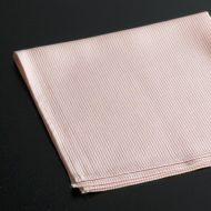 b7074-20-1 43.0x43.0縞織ピンクナフキン