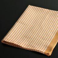 b8024-35-1 67.0×49.0MEYERオレンジチェックキッチンクロス