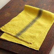 b8060 harmony 黄色キッチンクロス