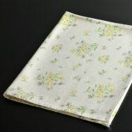 b8087-30-1 68.0×48.0黄花柄キッチンクロス