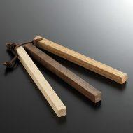c1092-35-1 22.0x1.5x1.5(3ボン)三色スティック木製鍋敷き