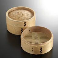 c1097-60-1 φ18.0x15.0木製二段セイロ