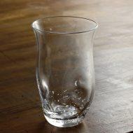g1352-45-1 φ7.6x12.0しわ泡ビアグラス