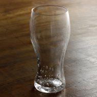 g1353-35-1 φ7.5x14.7くびれ泡ビアグラス