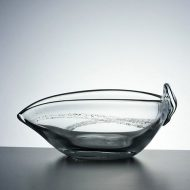 g2112-30-1 13.5x9.5x6.3泡渦巻きガラス片口