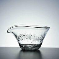 g2124-90-1 11.5x10.0x5.8泡ガラス片口